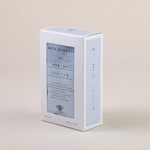 AKOMEYA TOKYO 群馬縣 四萬溫泉入浴劑 6包裝