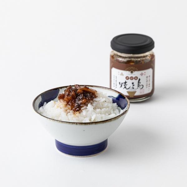 AKOMEYA TOKYO 雞肉串燒飯素