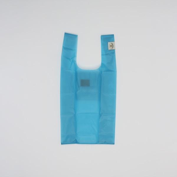 AKOMEYA TOKYO x CORDURA fabric 超輕便攜環保袋 小 淺藍