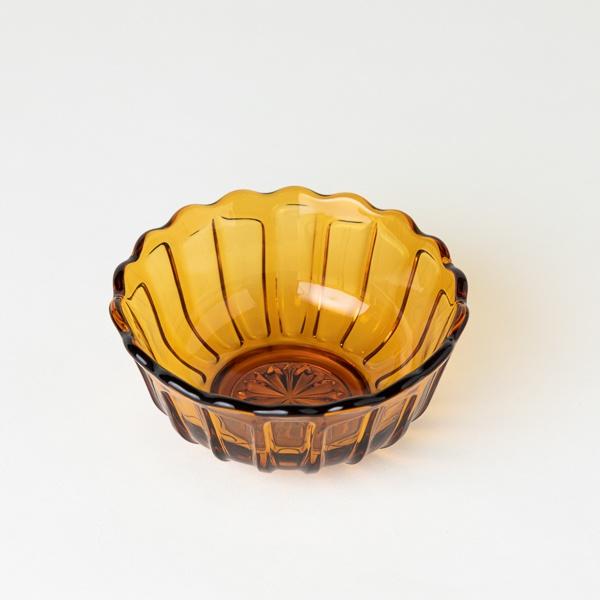AKOMEYA TOKYO x 廣田硝子 琥珀碗