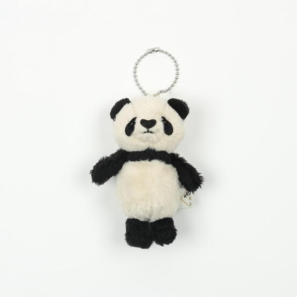 la kagū 熊貓鑰匙扣